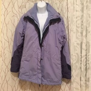 Columbia 2 in 1 winter Jacket size S